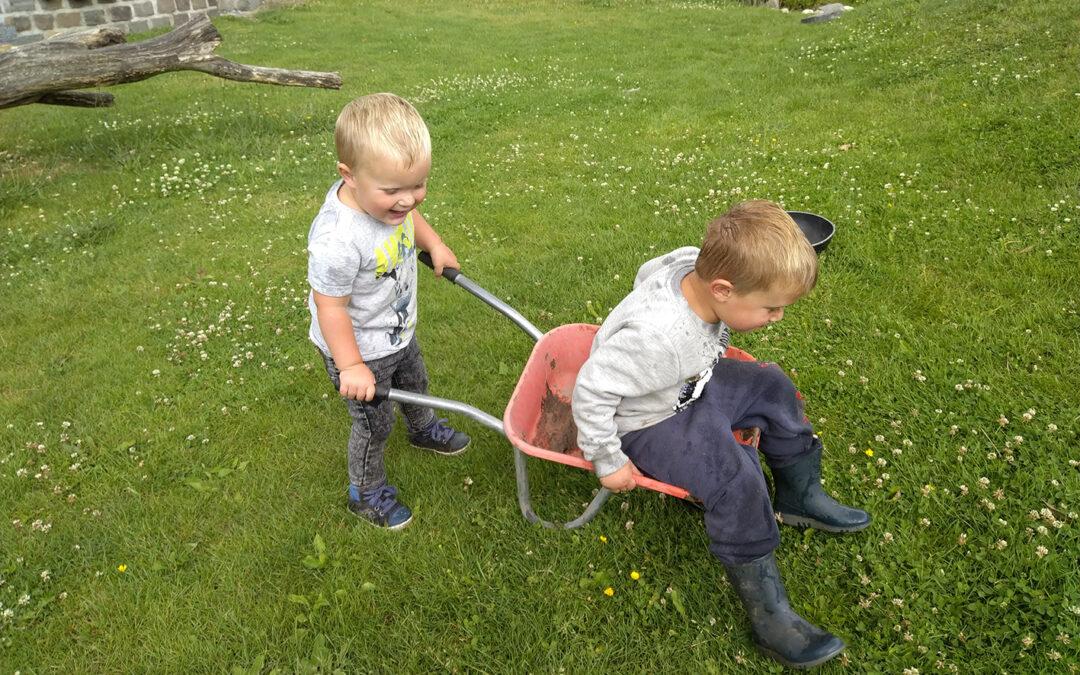Zo ziet een dag bij kinderopvang Beestenboel eruit!